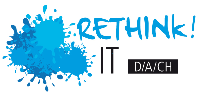 Rethink IT DACH Logo
