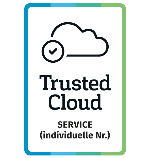 Trusted Cloud Label (für Cloud Services)